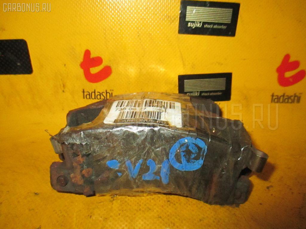Тормозные колодки TOYOTA MARK II QUALIS MCV21W 2MZ-FE Фото 2