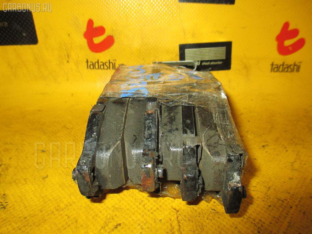 Тормозные колодки TOYOTA JZX100 1JZ-GE. Фото 4