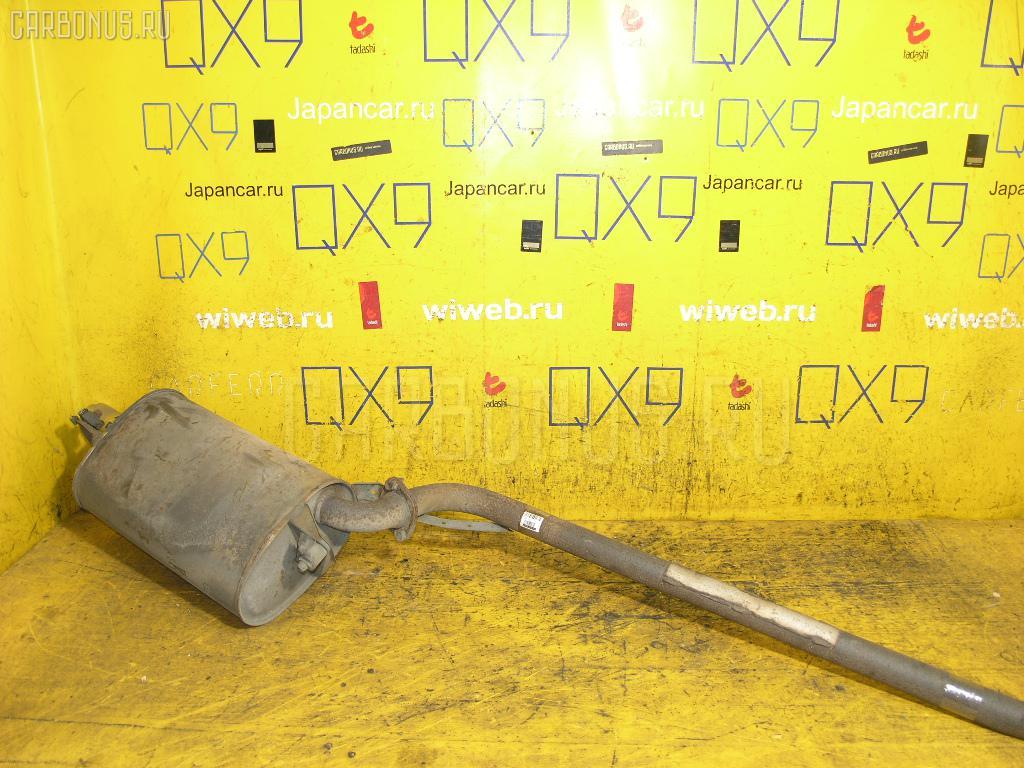 Глушитель Toyota Mark ii qualis MCV21W 2MZ-FE Фото 1