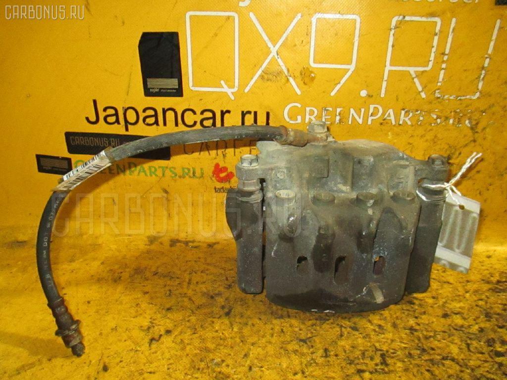 Суппорт TOYOTA ALTEZZA GXE10 1G-FE. Фото 1