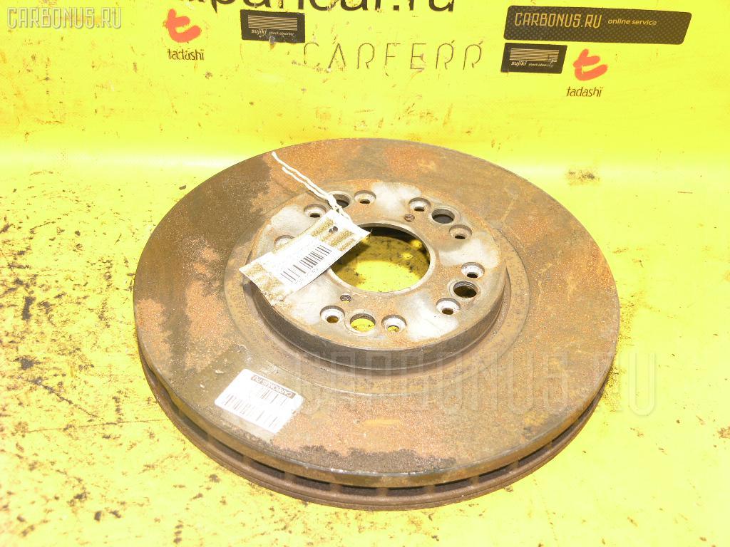 Тормозной диск TOYOTA ALTEZZA GXE10 1G-FE Фото 1
