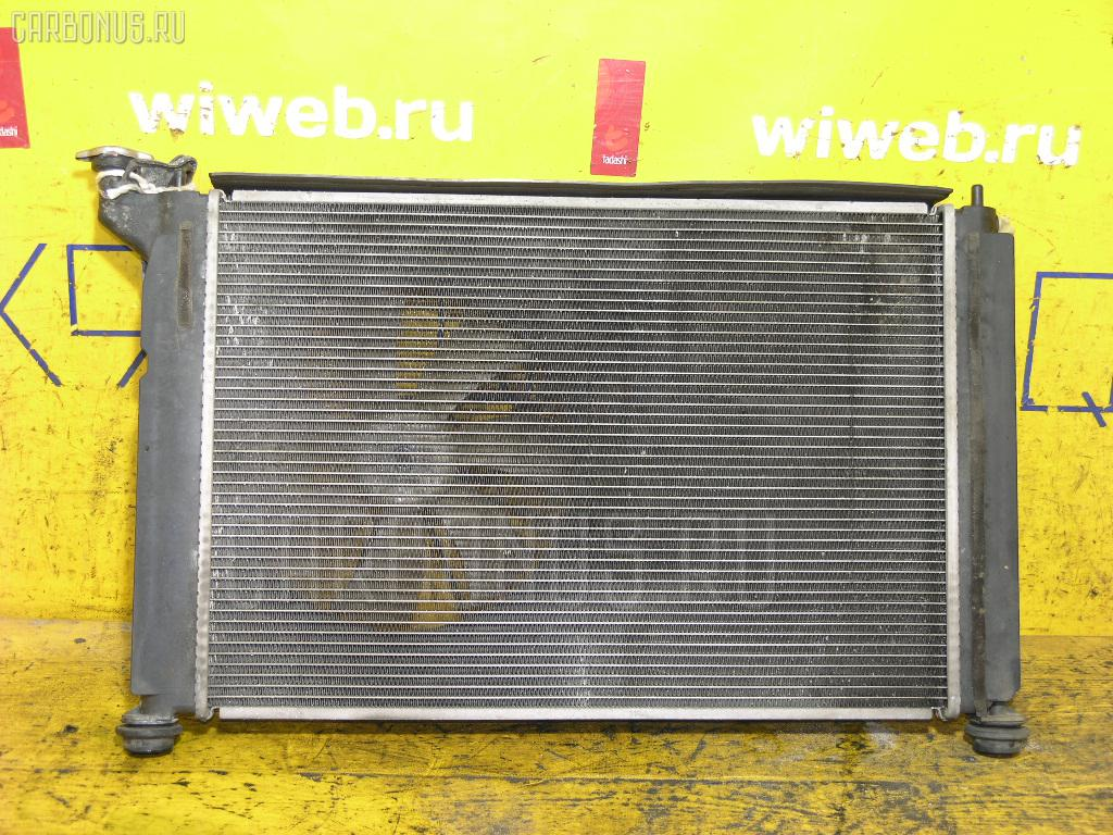 Радиатор ДВС TOYOTA OPA ZCT10 1ZZ-FE. Фото 9