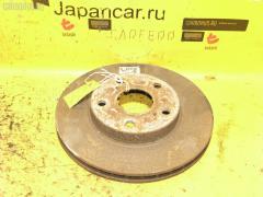 Тормозной диск Toyota Mark ii GX115 1G-FE Фото 1