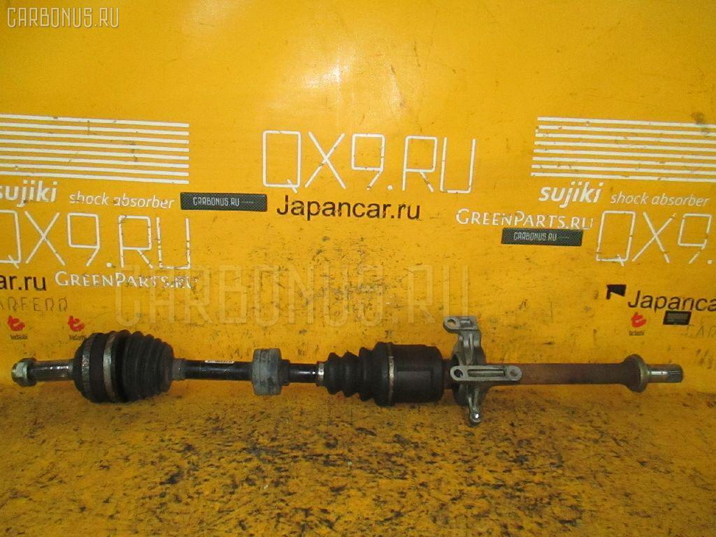 Привод HONDA STEP WGN RF3 K20A. Фото 10