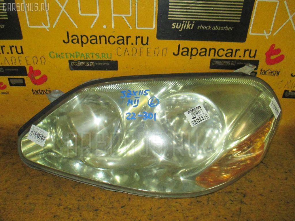 Фара TOYOTA MARK II JZX115 Фото 1