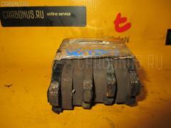 Тормозные колодки NISSAN PRIMERA WAGON WTP12 QR20DE Заднее