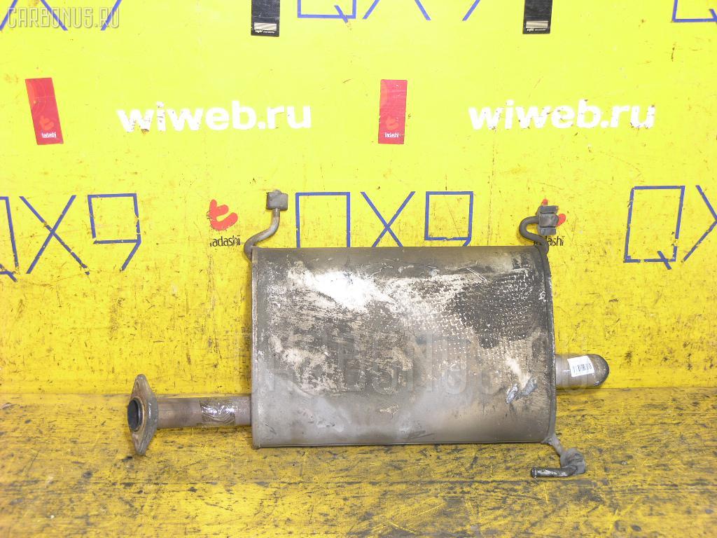 Глушитель NISSAN PRIMERA CAMINO WAGON WHP11 SR20VE Фото 1
