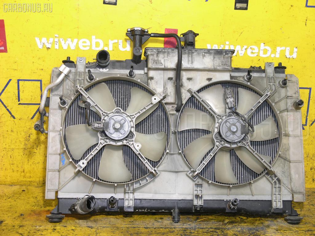 Радиатор ДВС MAZDA ATENZA SPORT WAGON GY3W L3-VE. Фото 8