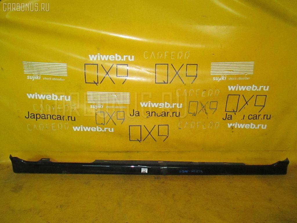 Порог кузова пластиковый ( обвес ) MAZDA ATENZA SPORT WAGON GY3W. Фото 8