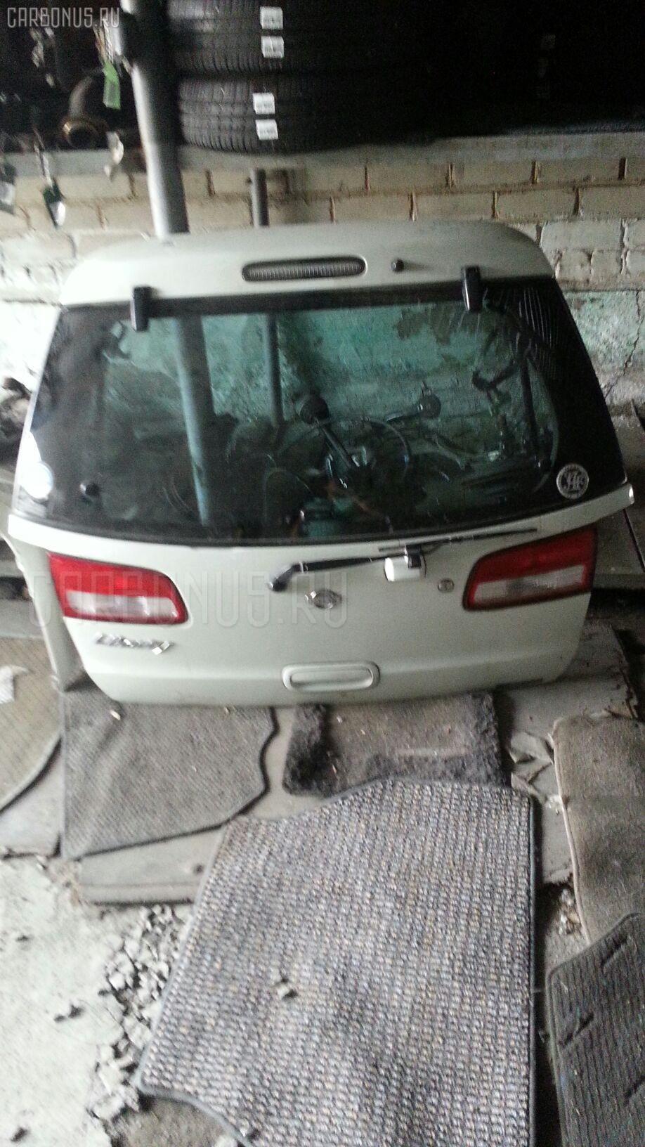 Дверь задняя Nissan Liberty PM12 Фото 1