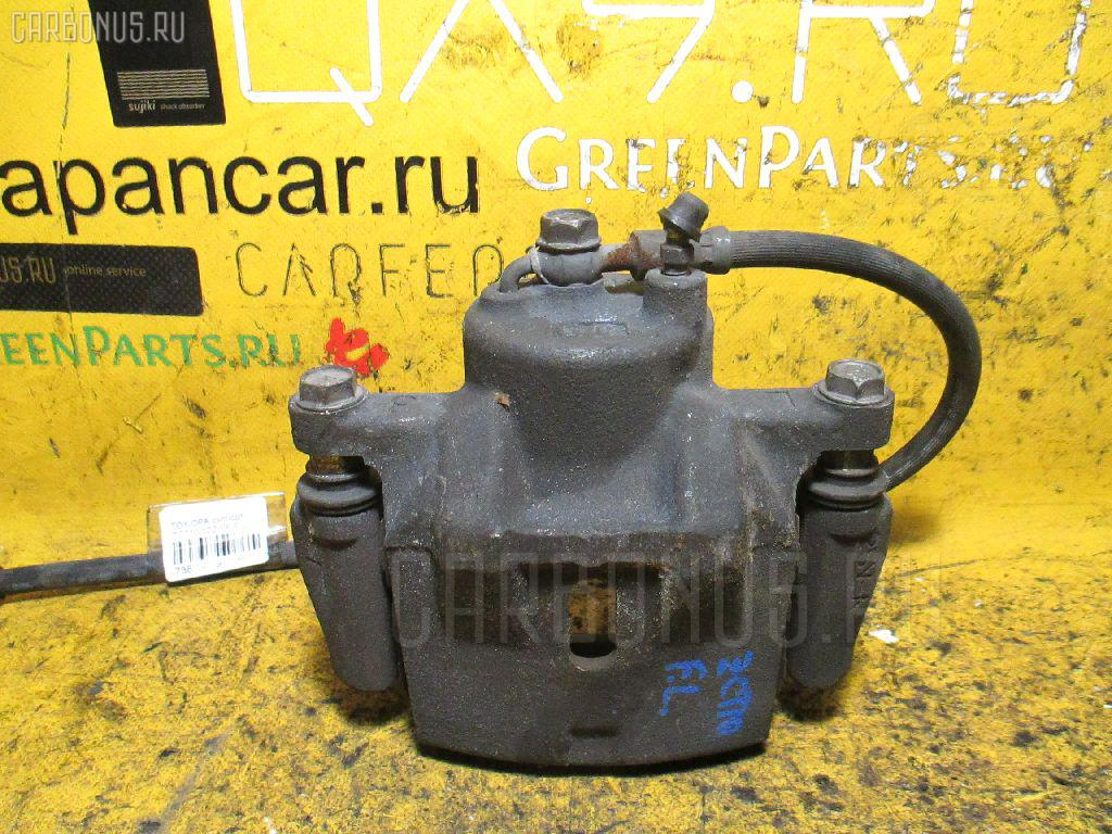 Суппорт TOYOTA OPA ZCT10 1ZZ-FE Фото 1