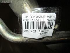 Заливная горловина топливного бака Toyota Opa ZCT10 1ZZ-FE Фото 2