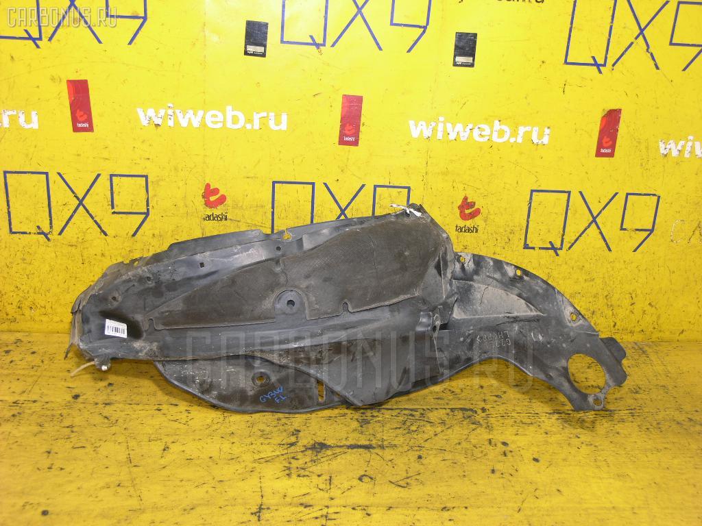 Подкрылок Mazda Atenza sport wagon GY3W L3-VE Фото 1