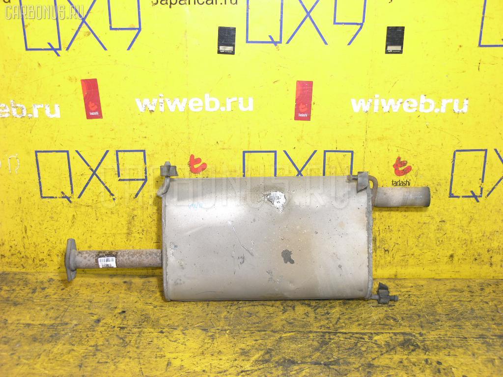 Глушитель Nissan Expert VW11 QG18DE Фото 1