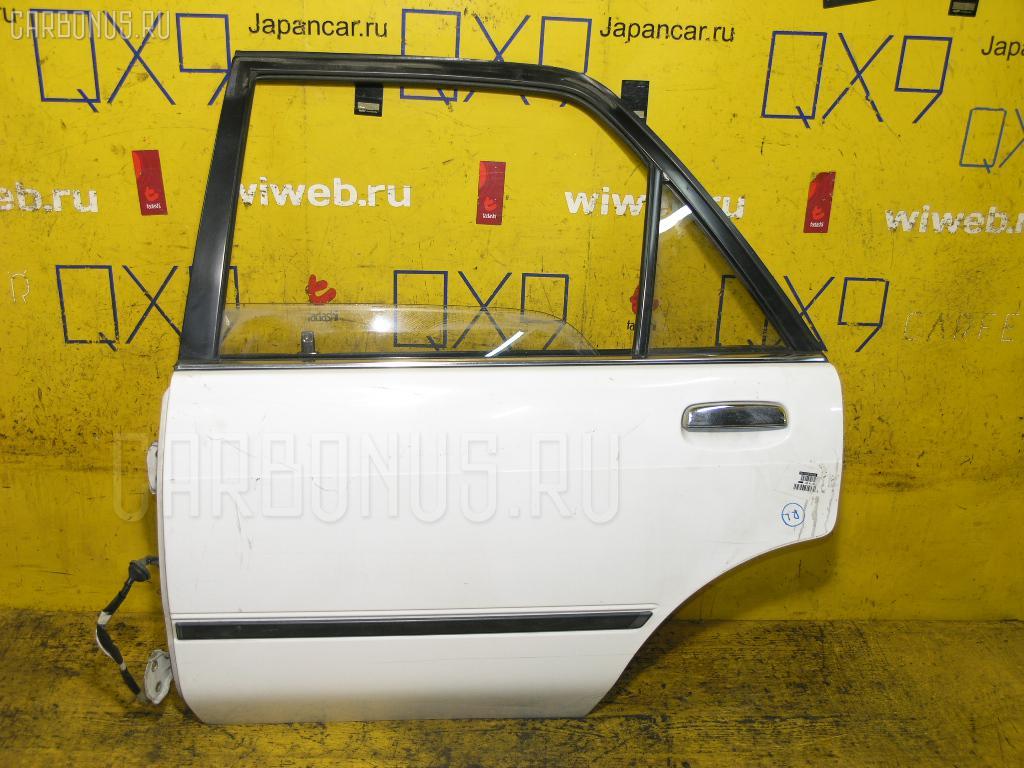 Дверь боковая Toyota Carina ST170 Фото 1