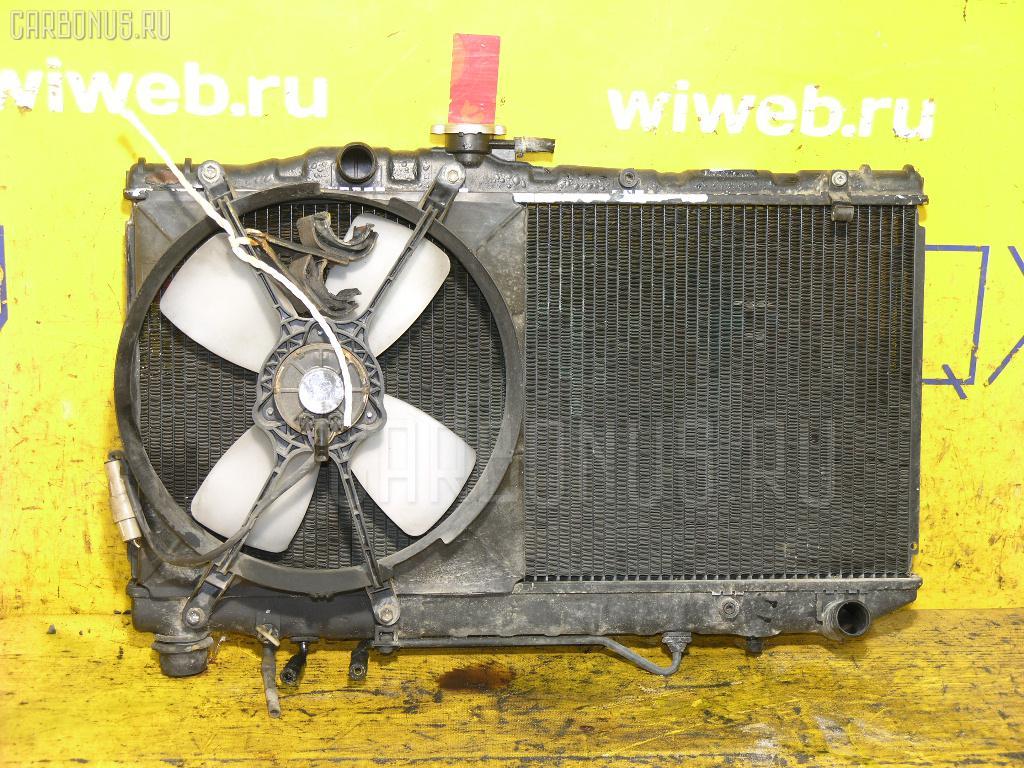 Радиатор ДВС TOYOTA CARINA ST170 4S-FI Фото 1