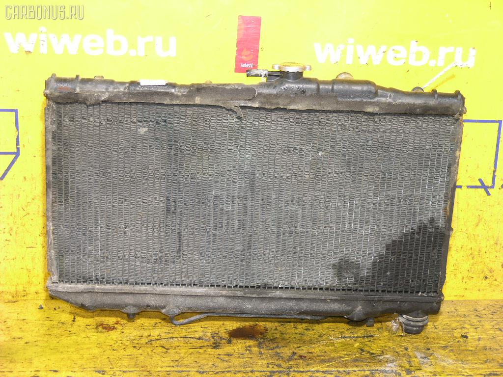 Радиатор ДВС TOYOTA CARINA ST170 4S-FI Фото 2
