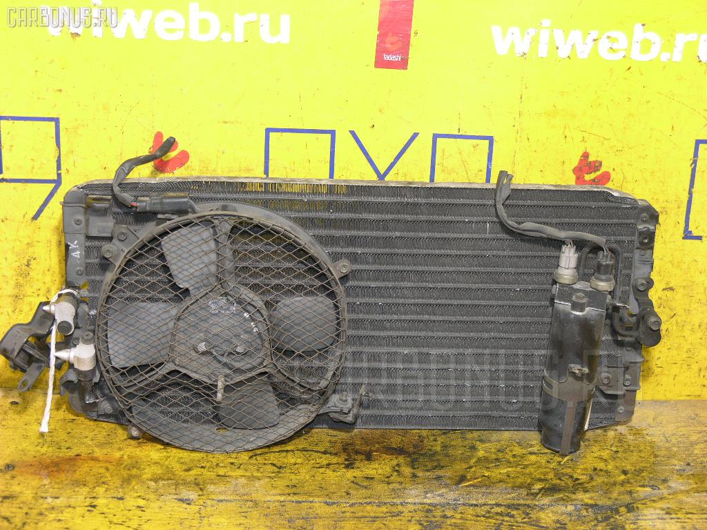 Радиатор кондиционера TOYOTA CARINA AT170 5A-FE. Фото 6