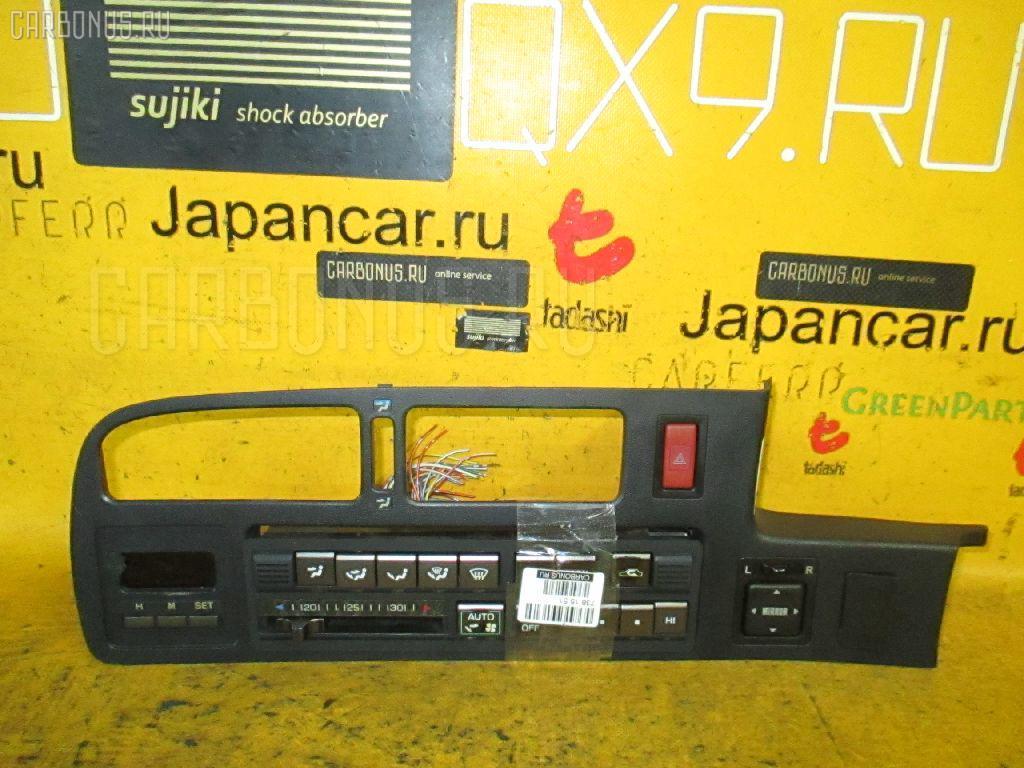 Блок управления климатконтроля Toyota Carina ST170 4S-FI Фото 1