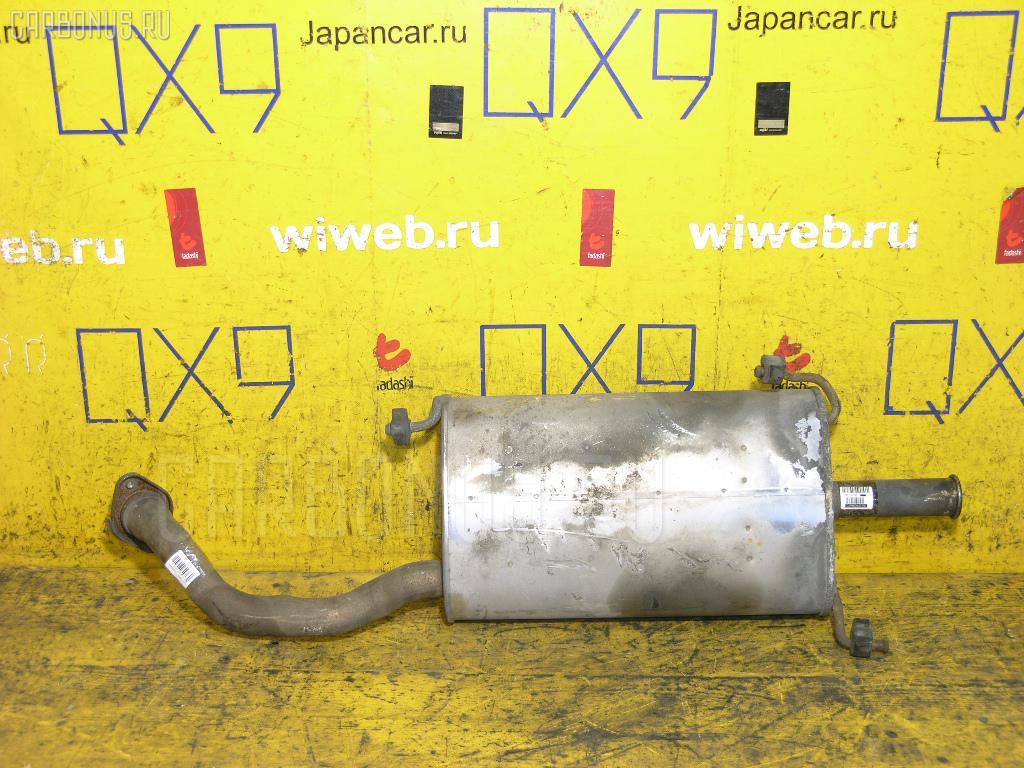 Глушитель Toyota Carina ST170 4S-FI Фото 1