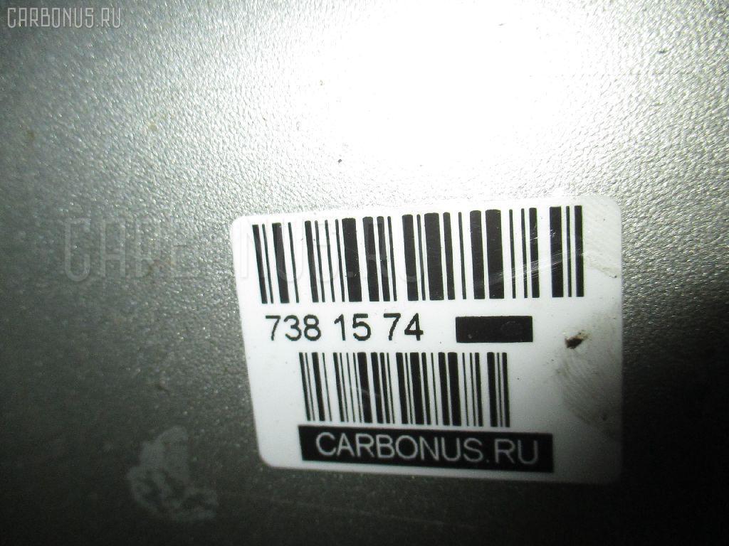 Порог кузова пластиковый ( обвес ) TOYOTA AVENSIS AZT250 Фото 8