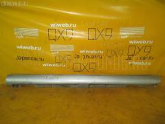 Порог кузова пластиковый ( обвес ) TOYOTA AVENSIS AZT250 Фото 3