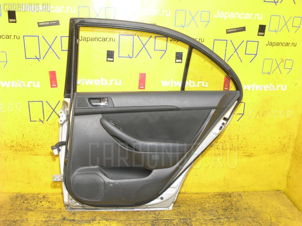 Дверь боковая TOYOTA AVENSIS AZT250. Фото 4