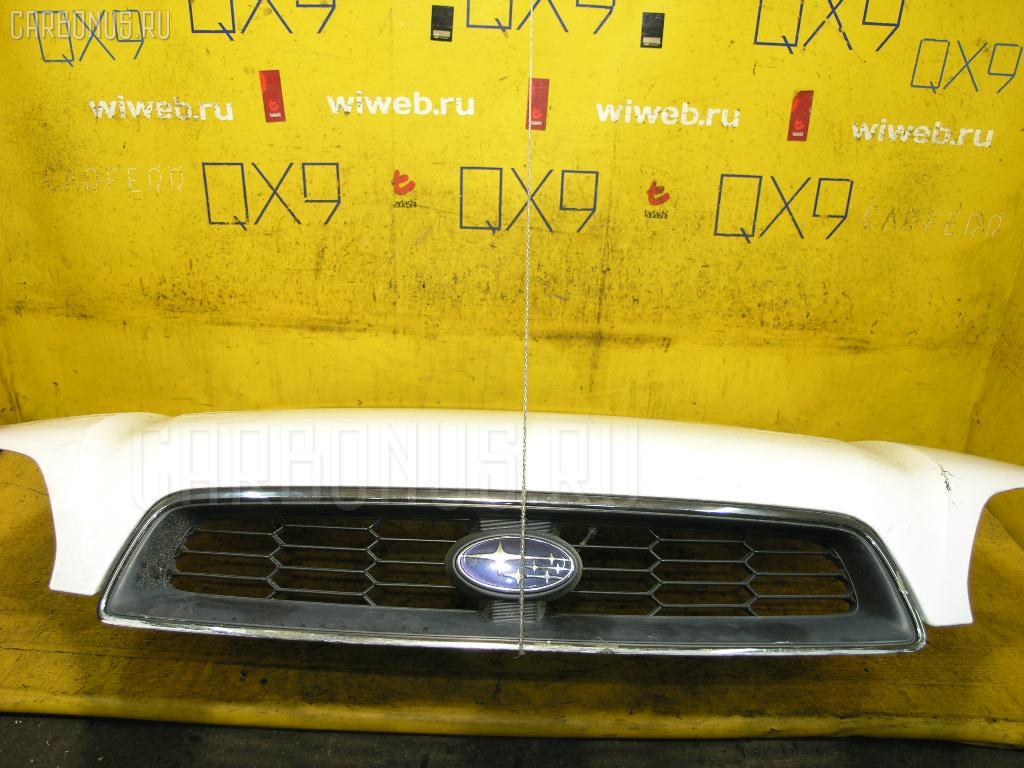 Капот SUBARU LEGACY WAGON BH9 Фото 2