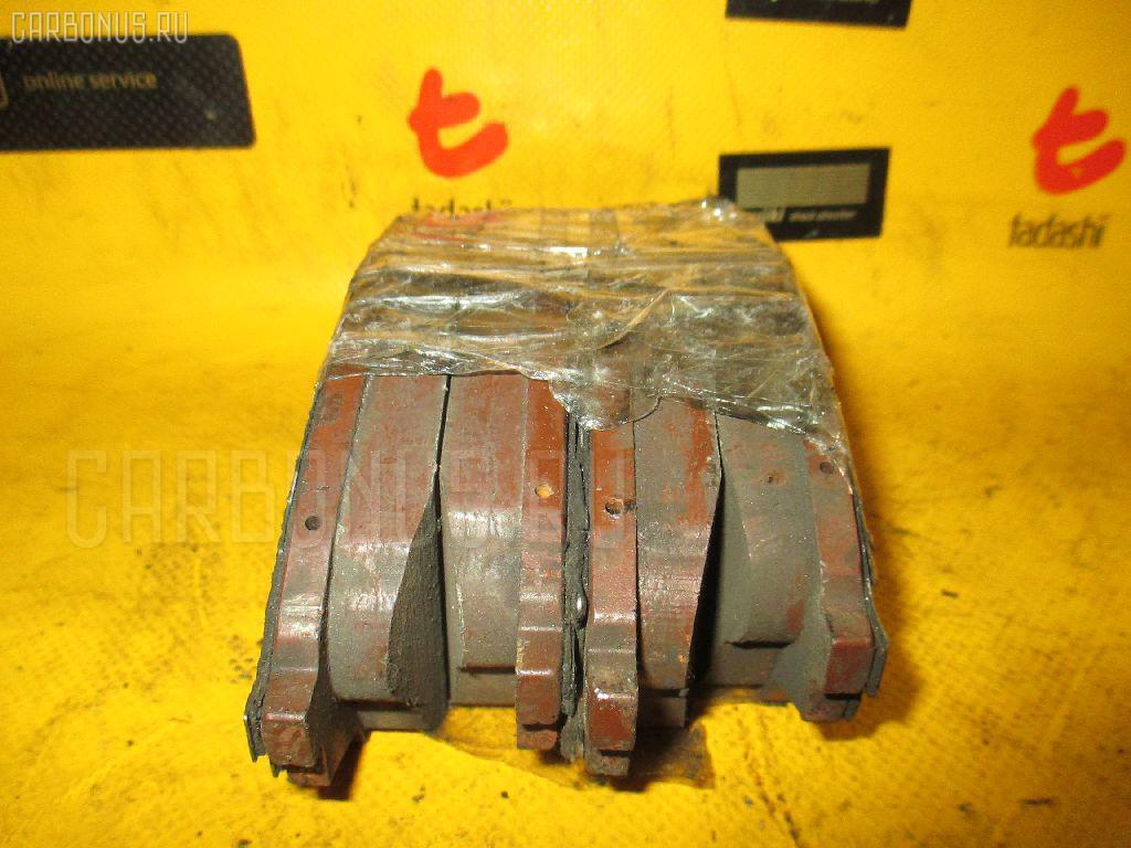Тормозные колодки TOYOTA GX100 1G-FE. Фото 11
