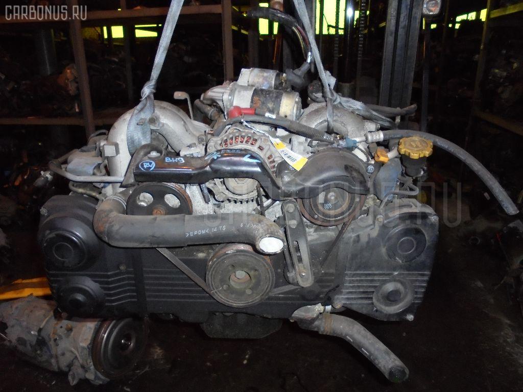Двигатель SUBARU LEGACY WAGON BH9 EJ25 Фото 1