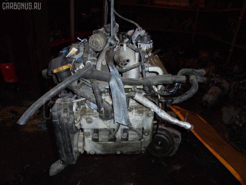 Двигатель SUBARU LEGACY WAGON BH9 EJ25 Фото 2