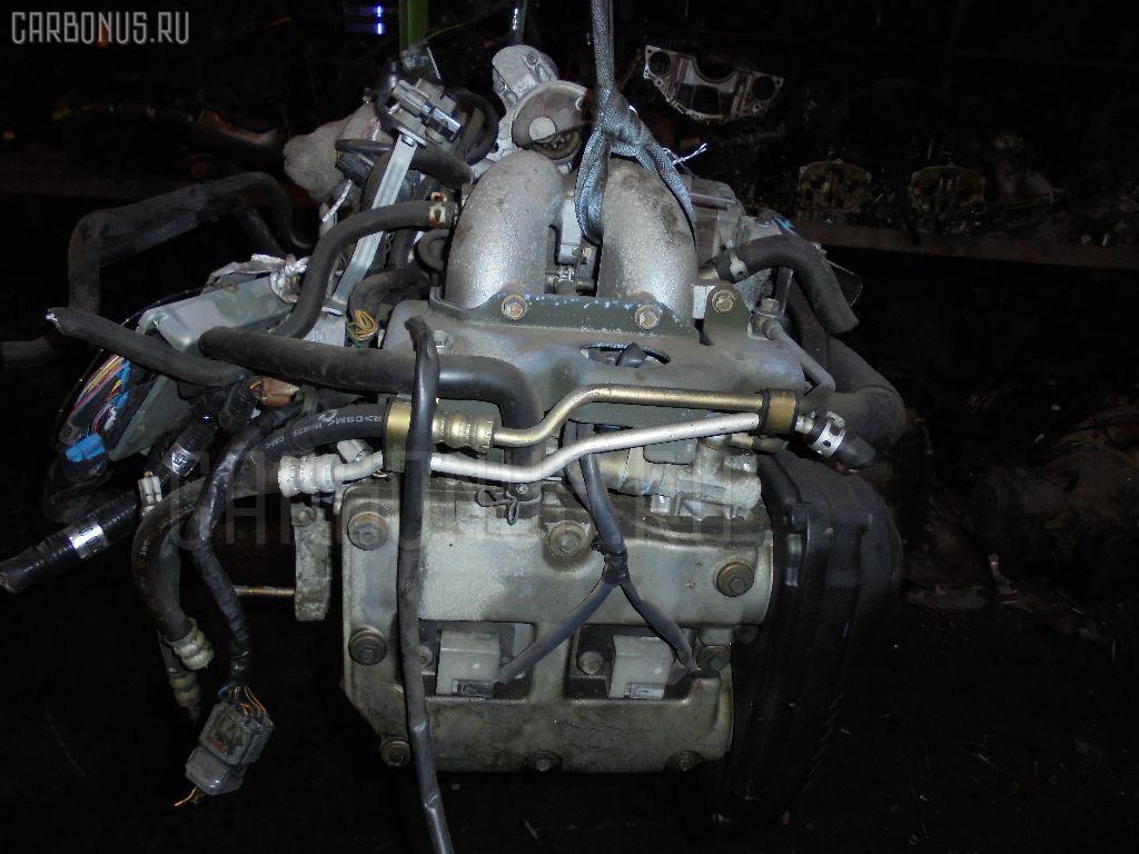 Двигатель SUBARU LEGACY WAGON BH9 EJ25 Фото 4