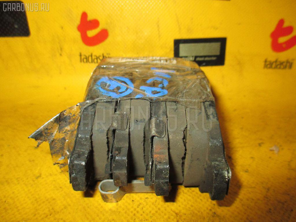 Тормозные колодки TOYOTA SUCCEED NCP51G 1NZ-FE. Фото 4