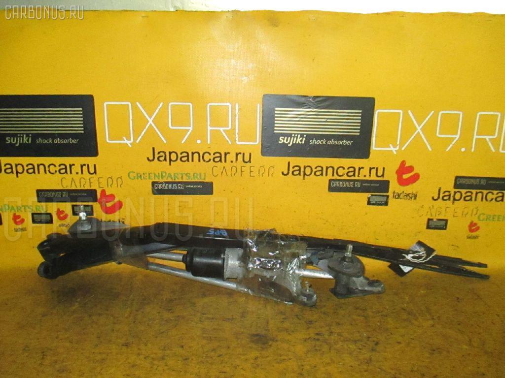 Мотор привода дворников SUBARU LEGACY WAGON BP5 Фото 2