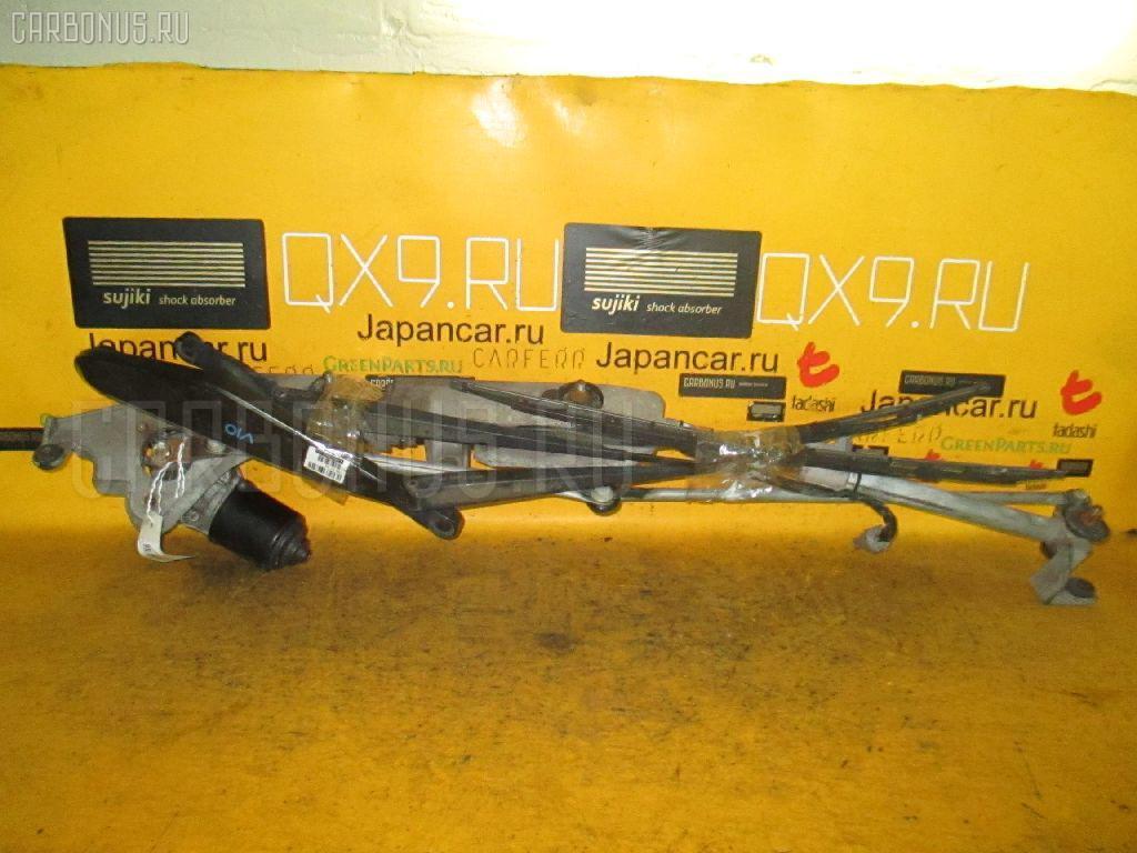 Мотор привода дворников NISSAN TINO V10. Фото 5