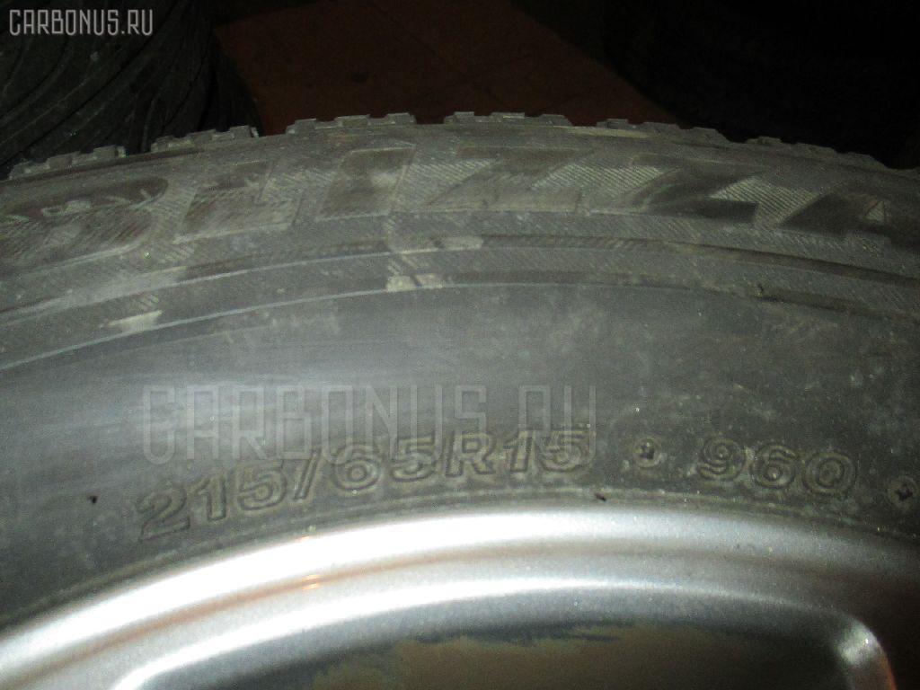 Автошина легковая зимняя BLIZZAK VRX 215/65R15 BRIDGESTONE VRXZ Фото 2