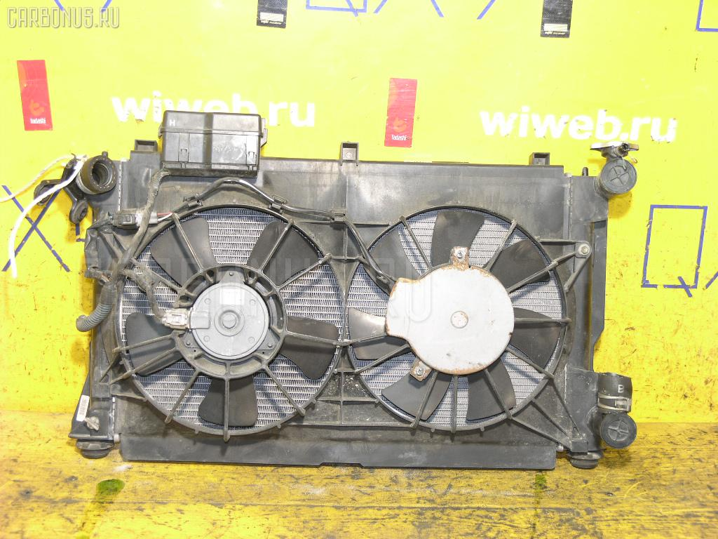Радиатор ДВС TOYOTA AVENSIS AZT250 1AZ-FSE Фото 1