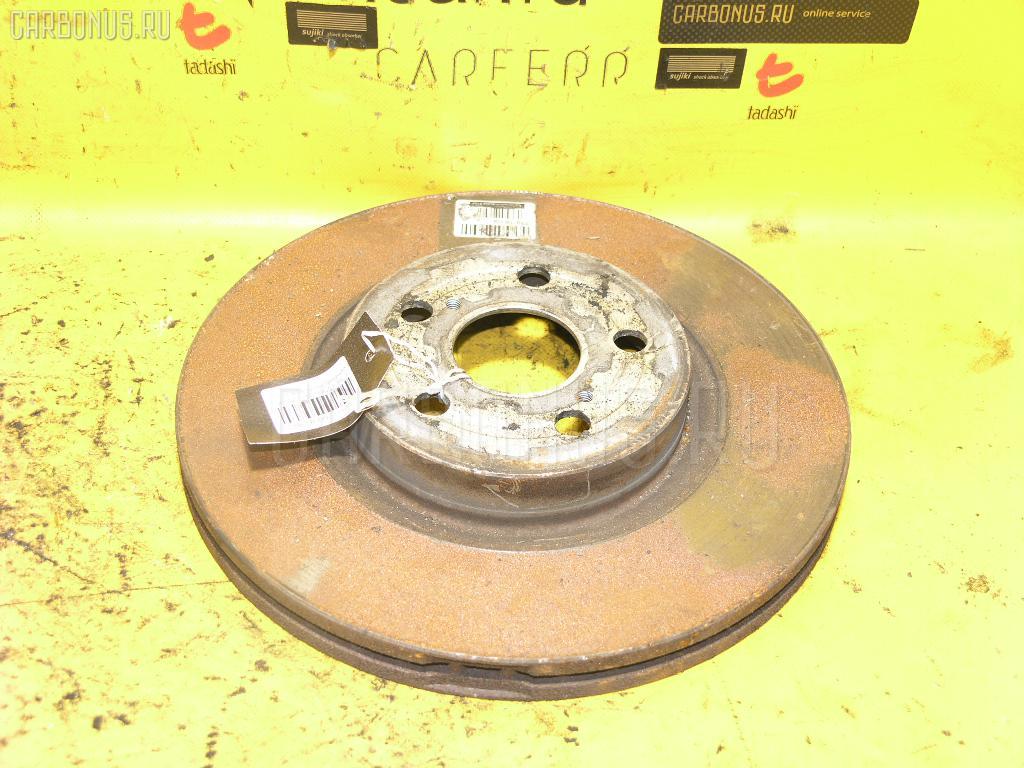 Тормозной диск TOYOTA AVENSIS AZT250 1AZ-FSE Фото 1