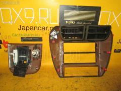 Консоль магнитофона MITSUBISHI CHARIOT GRANDIS N84W Фото 2