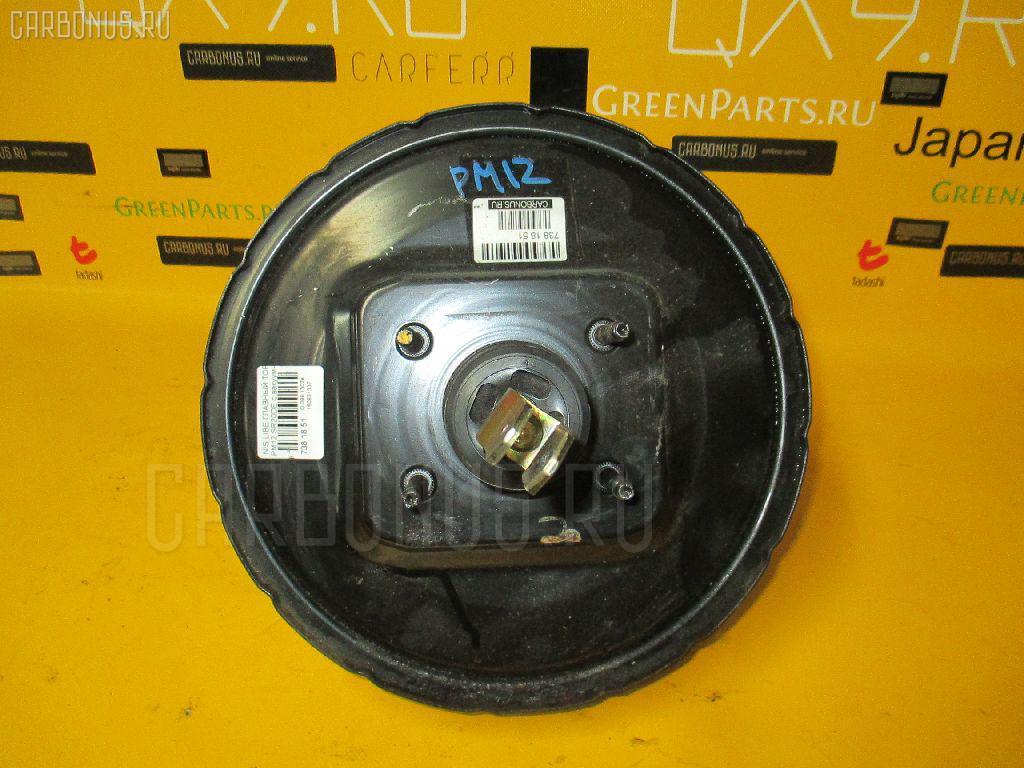 Главный тормозной цилиндр NISSAN LIBERTY PM12 SR20DE Фото 1