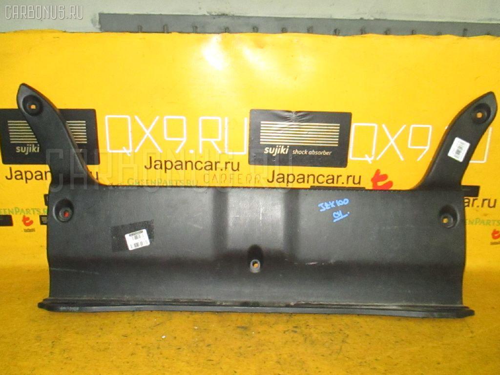 Обшивка багажника TOYOTA CHASER JZX100 Фото 1