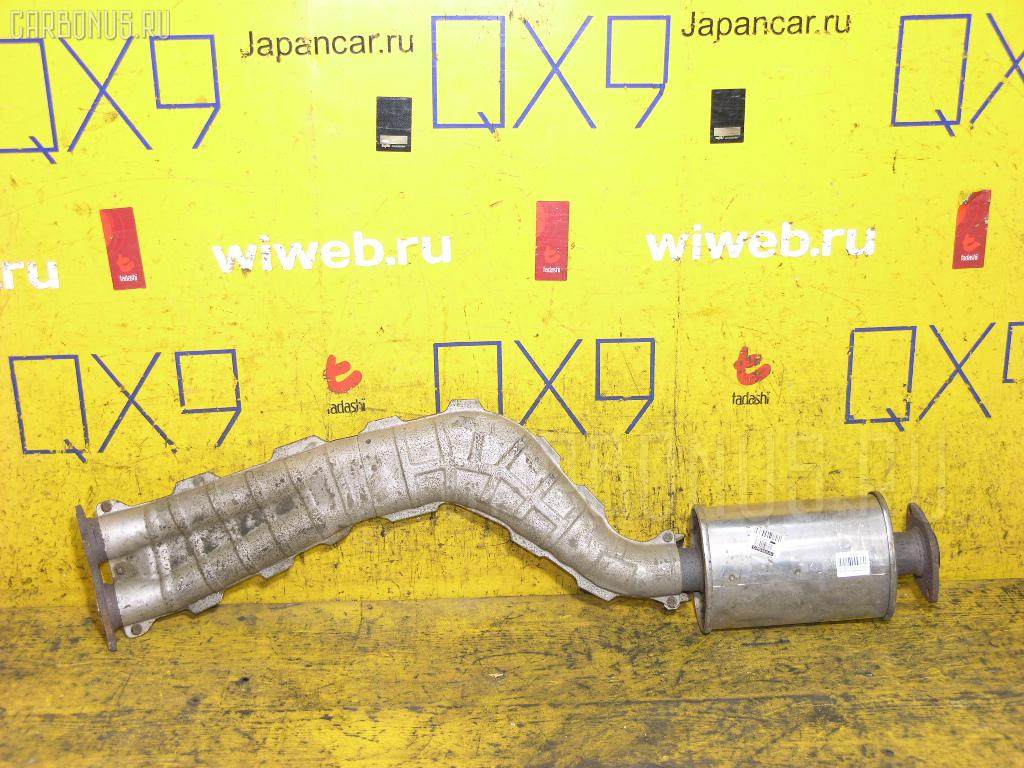 Глушитель Toyota Mark ii GX110 1G-FE Фото 1