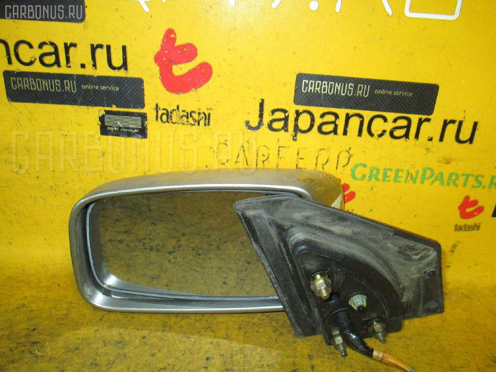 Зеркало двери боковой MITSUBISHI LANCER CEDIA CS5A. Фото 1
