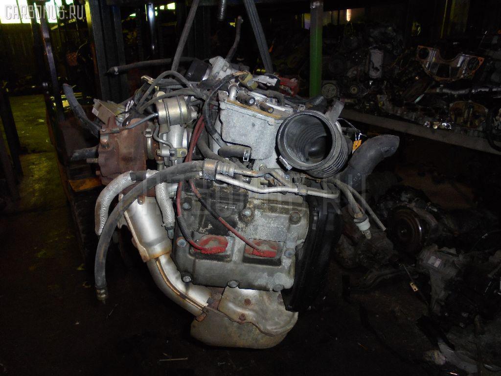 Двигатель SUBARU FORESTER SF5 EJ205DXWBE Фото 2