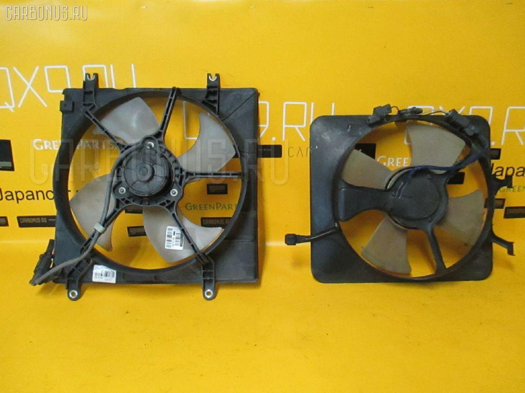 Вентилятор радиатора ДВС HONDA CR-V RD1 B20B. Фото 3