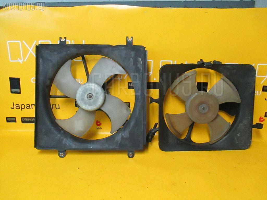 Вентилятор радиатора ДВС HONDA CR-V RD1 B20B. Фото 4