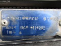 Тормозные колодки HONDA CR-V RD1 B20B Фото 3
