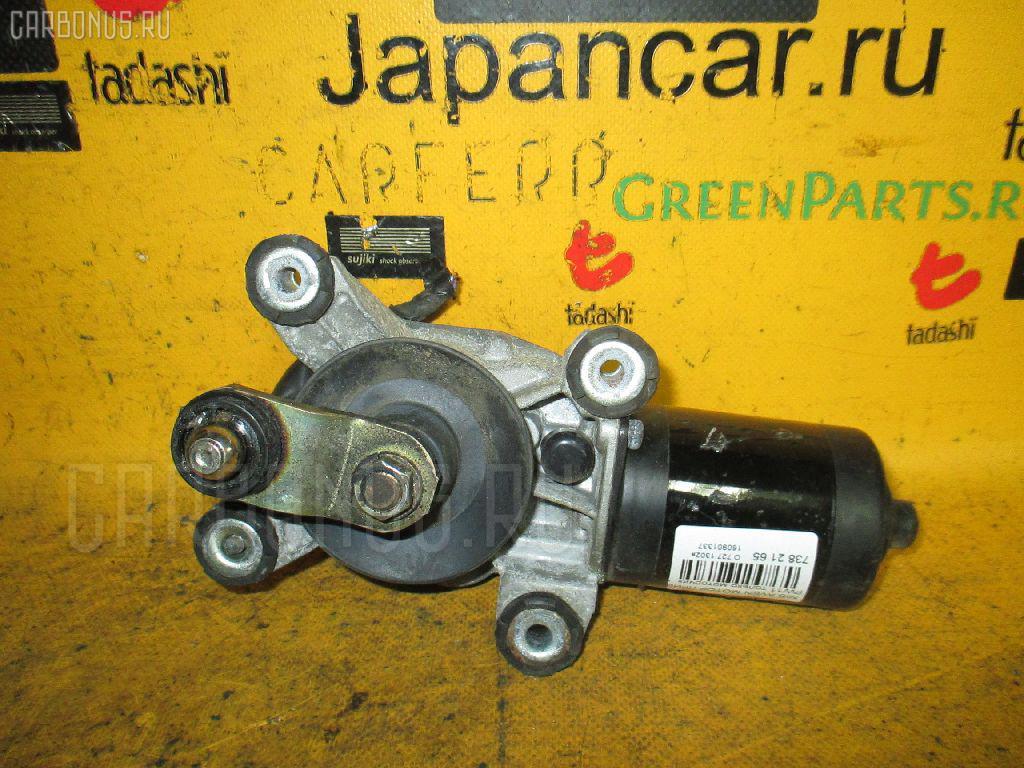 Мотор привода дворников NISSAN AVENIR PW11 Фото 2