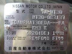 Капот NISSAN X-TRAIL NT30 Фото 2