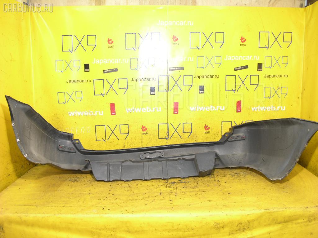 Бампер NISSAN X-TRAIL NT30 Фото 2